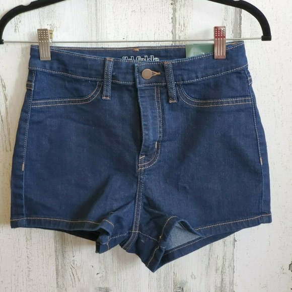 NWT Wild Fable Women's Junion's High Rise Blue Jea